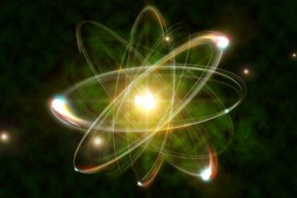 atom-nucleus