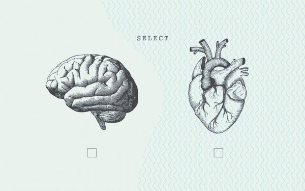 Select - Head or Heart